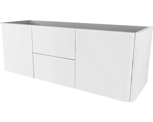 Tvättställsskåp BADEN HAUS Ceylan vit 140x50x48cm