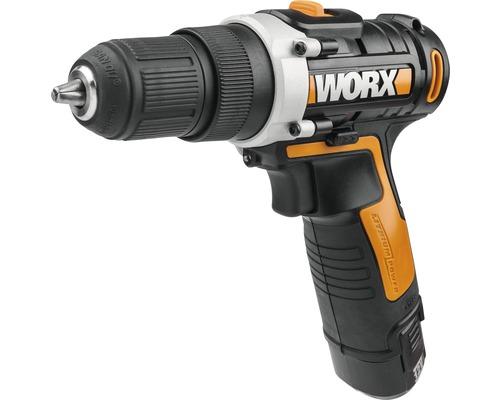 Skruvdragare WORX WX128, 12 V Li (2,0 Ah)