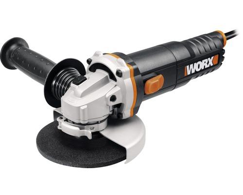 WORX Vinkelslip WX712, 860 W, 125 mm