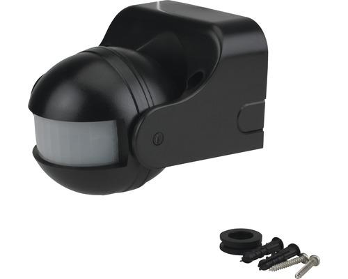 Rörelsedetektor 180° svart