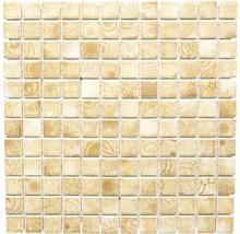Mosaik LB 102 30x30 cm beige matt