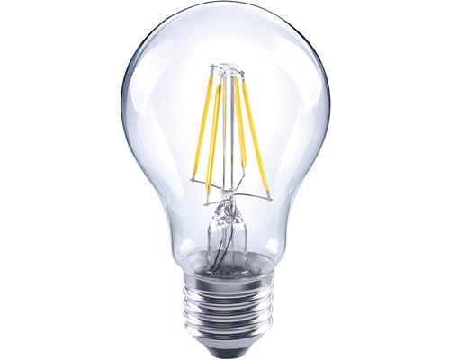FLAIR LED-lampa A60 Filament klar E27/6W(60W) 810 lm 2700 K varmvit
