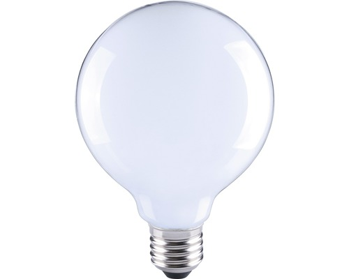 FLAIR LED klotlampa G95 Filament matt E27/6W(55W) 730 lm 2700 K varmvit