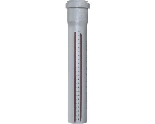 Avloppsrör DN 50 Längd 100 cm