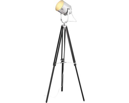 Golvlampa BRILLIANT Mettle 60W E27