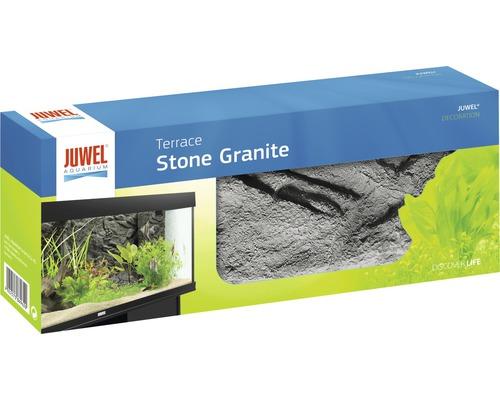 Akvariebakgrund JUWEL Stone Granit Terrace
