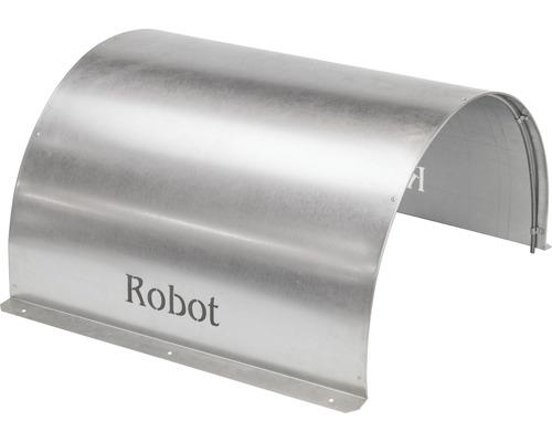 Robotgarage stort zink