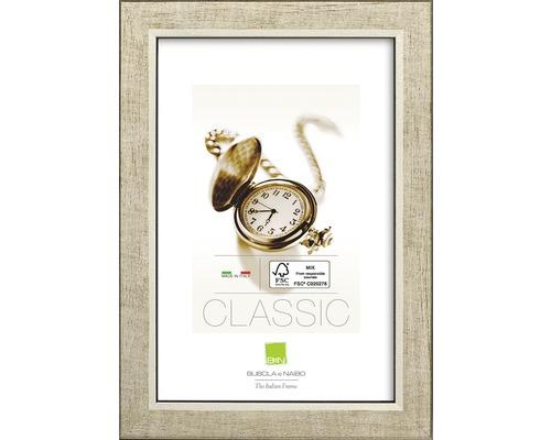 Fotoram Classic trä FSC 5980/14 silver 20x30 cm