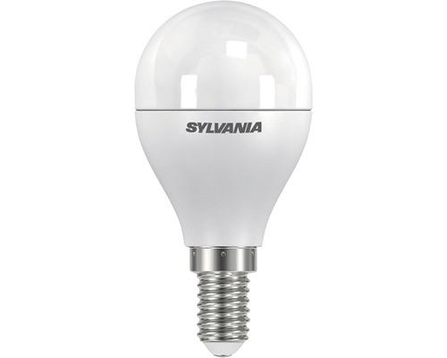 SYLVANIA Normallampa LED 470 lm DB 6,2W E14 kallvit
