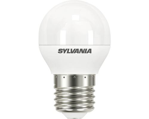SYLVANIA Normallampa LED 470 lm ED 5,5W E27 kallvit