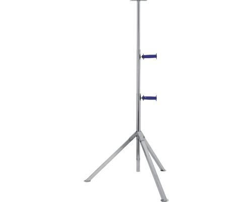 Teleskopstativ för byggstrålkastare höjdjusterbar 110-270 cm