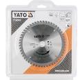 Cirkelsågklinga YATO HM 160x2,2x20mm 52 T