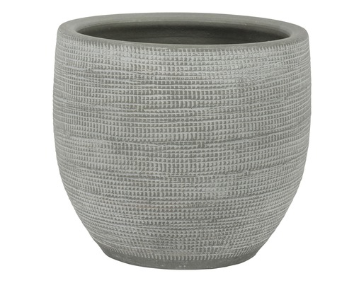 Blomkruka Le Havre keramik Ø39x35cm grå