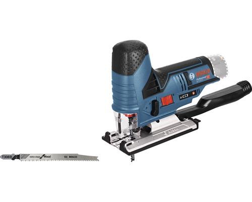 Sticksåg BOSCH PROFESSIONAL GST 12V-70 utan batteri & laddare inkl. 2xsågblad