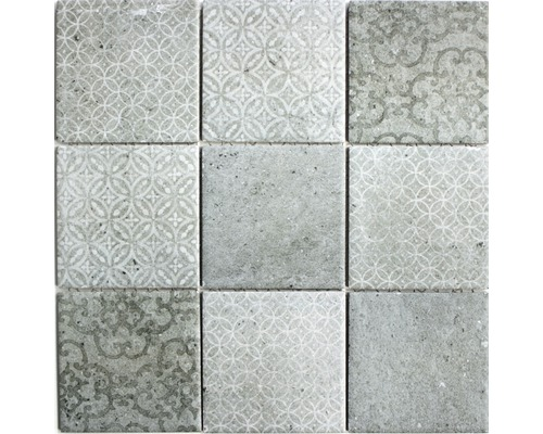 Mosaik CELLO grå 30x30 cm