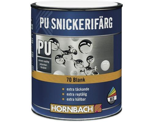 HORNBACH PU Snickerifärg 70 vit 750 ml