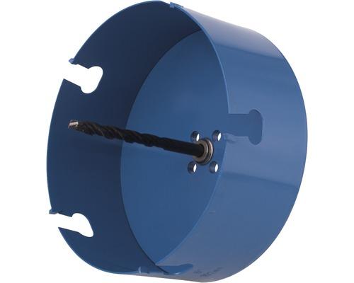 Hålsåg WOLFCRAFT universal hårdmetall Ø 112mm inkl. skaft och centrumborr